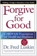 Forgive For Good eBook