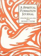A Spiritual Formation Journal eBook