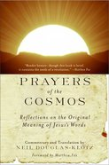 Prayers of the Cosmos eBook