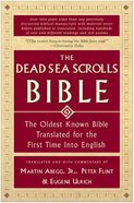 The Dead Sea Scrolls Bible eBook