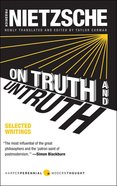 On Truth and Lies eBook