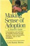 Making Sense of Adoption eBook