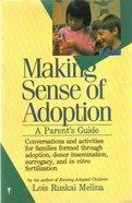 Making Sense of Adoption eBook