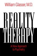 Reality Therapy eBook