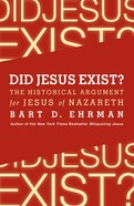 Did Jesus Exist? eBook