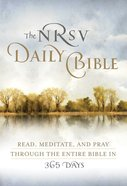 The NRSV Daily Bible eBook