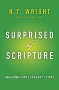 Surprised By Scripture eBook