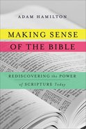 Making Sense of the Bible eBook