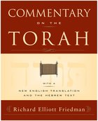 Commentary on the Torah eBook