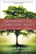 Renewing the Christian Mind eBook