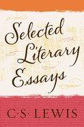Selected Literary Essays eBook