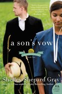 A Son's Vow (#1 in The Charmed Amish Life Series) eBook