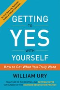 Getting to Yes With Yourself eBook