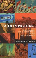 Faith in Politics? eBook