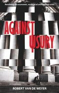 Against Usury eBook