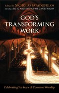 God's Transforming Work eBook
