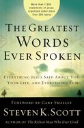 The Greatest Words Ever Spoken eBook