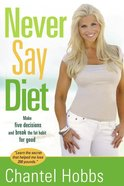 Never Say Diet eBook