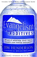 Evangelism Without Additives eBook
