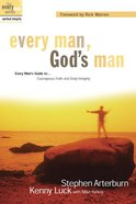 Every Man's, God's Man (Every Man Series) eBook