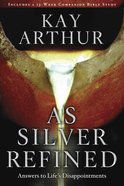 As Silver Refined eBook
