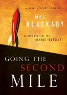 Going the Second Mile eBook