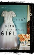 I Do (#05 in Diary Of A Teenage Girl: Caitlin Series) eBook