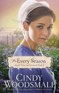 For Every Season (#03 in Amish Vines And Orchards Series) eBook