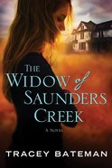The Widow of Saunders Creek eBook