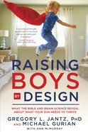 Raising Boys By Design eBook