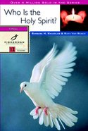 Who is the Holy Spirit? (Fisherman Bible Studyguide Series) eBook