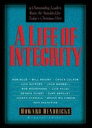 A Life of Integrity eBook