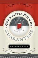 God's Little Book of Guarantees eBook