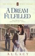 A Dream Fulfilled (#04 in Angel Of Mercy Series) eBook