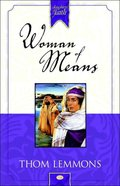 Woman of Means eBook