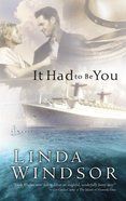 It Had to Be You eBook