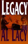 Legacy (#01 in Journeys Of The Stranger Series) eBook