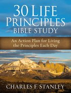 30 Life Principles Bible Study eBook