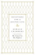 Devotions For a Deeper Life eBook