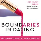 Boundaries in Dating eAudio