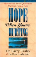 Hope When You're Hurting eBook