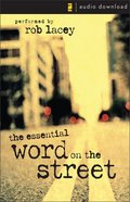 Essential Word on the Street, Audio