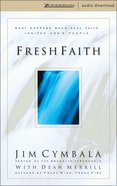 Fresh Faith eAudio
