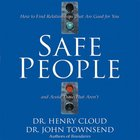 Safe People eAudio