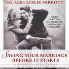 Saving Your Marriage Before It Starts eAudio