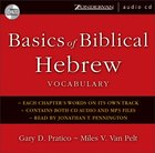 Basics of Biblical Hebrew Vocabulary eAudio