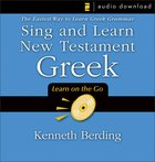 Sing and Learn New Testament Greek eAudio