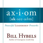 Axiom: Powerful Leadership Proverbs eAudio
