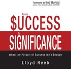 From Success to Significance eAudio