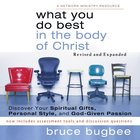 What You Do Best in the Body of Christ eAudio
